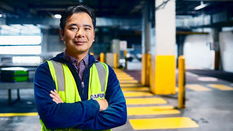 Daifuku Airport Technologies employee