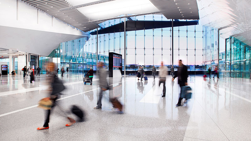 airport operational systems