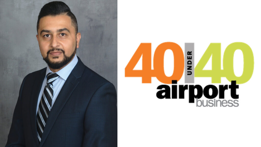Airport Business Magazine Names 40 Under 40 Winners for 2020