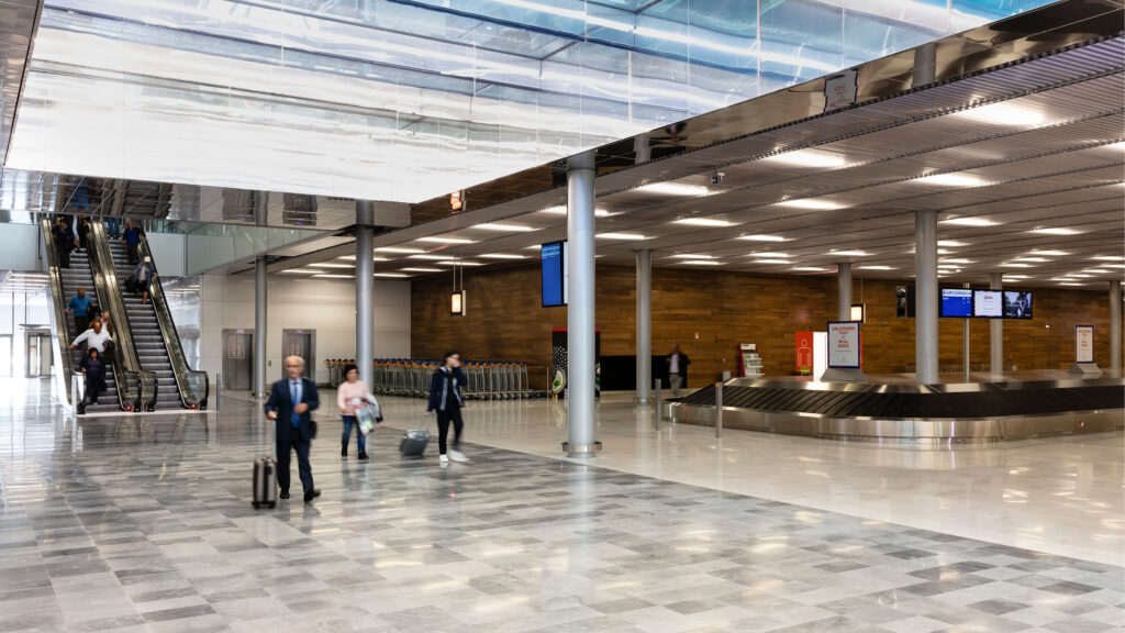 An Innovative Solution at the heart of Paris Orly Airport